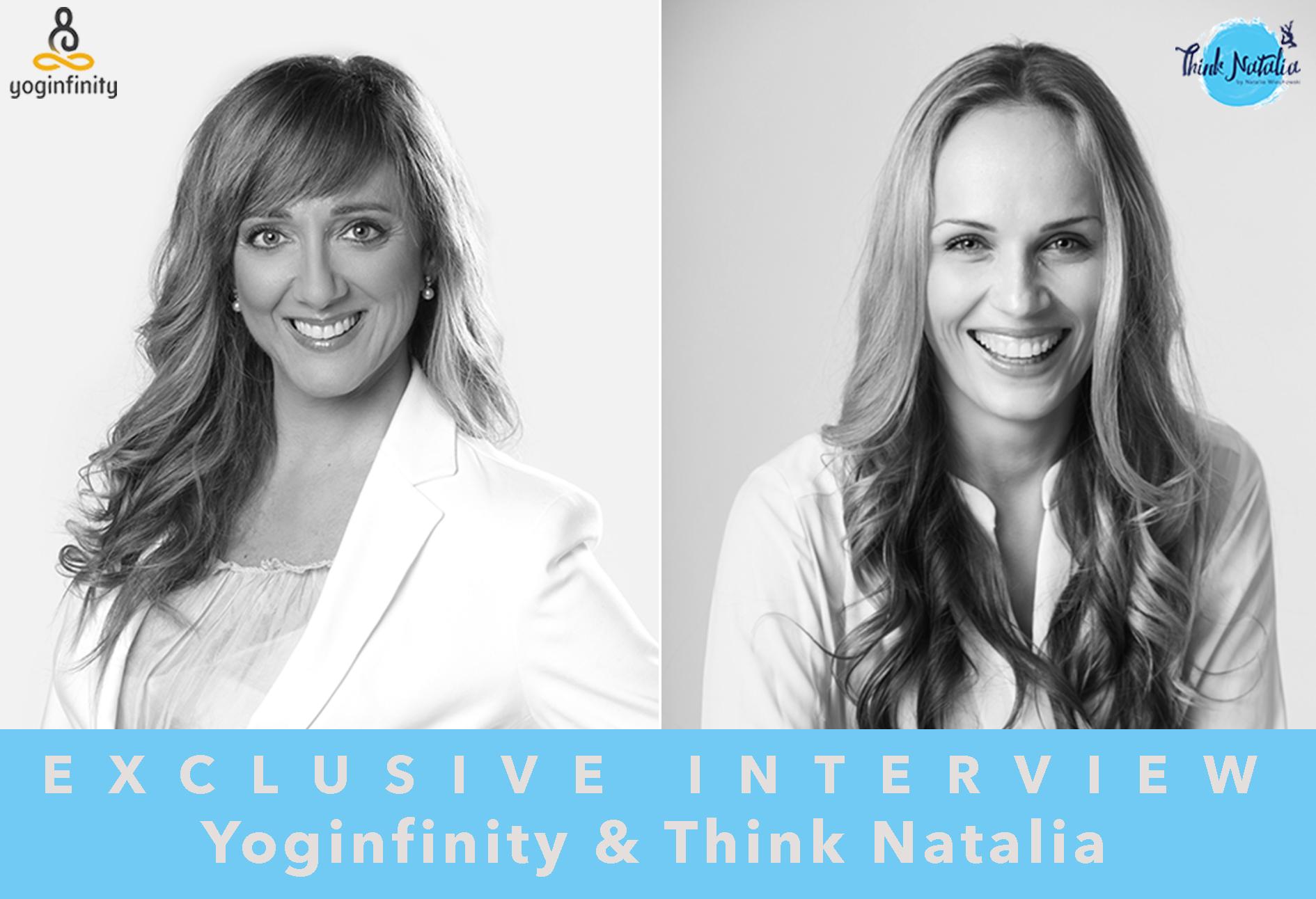 Think Natalia - Yoginfinity