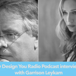 Design You Radio Podcast - Think Natalia